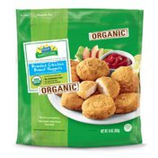 Harvestland Organic Breaded Chicken Breast Nuggets