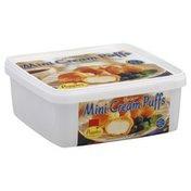 Poppies Cream Puffs, Mini, Belgian