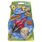 Dive Fun Dive Rocket
