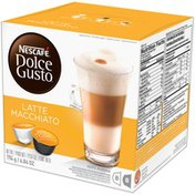 NESCAFÉ Dolce Gusto Latte Macchiato Pods NESCAFÉ Dolce Gusto Latte Macchiato Pods