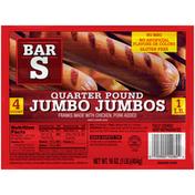 Bar-S Quarter Pound Jumbo Jumbos
