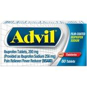 Advil Ibuprofen 200 mg Coated Tablets, Ibuprofen 200 mg Coated Tablets
