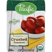 Pacific Tomatoes, Organic, Crushed