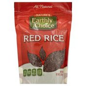 Nature's Earthly Choice Red Rice, Pouch