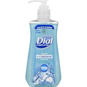 Dial Hand Soap, Antibacterial, Spring Water, Liquid