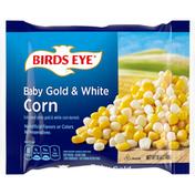 Birds Eye Corn, Baby Gold & White