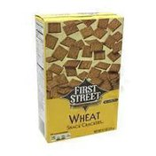 First Street Wheat Snack Crackers