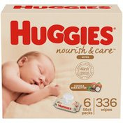 Huggies Scented Baby Wipes