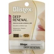 Blistex Lip Protectant/Sunscreen, Deep Renewal, Broad Spectrum SPF 15