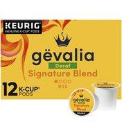 Gevalia Signature Blend Decaf Mild Light Roast K-Cup® Coffee Pods