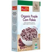 Peace Cereal Organic Purple Corn Flakes Cereal