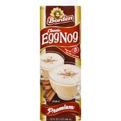 Borden Eggnog, Classic, Premium