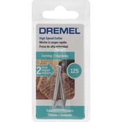 Dremel Cutter, High Speed, 125, 2 Pack