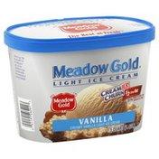 Meadow Gold P.O.G. Ice Cream, Light, Vanilla