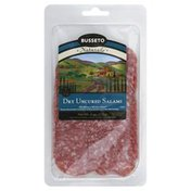 Busseto Foods Salami, Dry, Uncured
