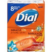 Dial Skin Care Bar Soap, Marula Oil