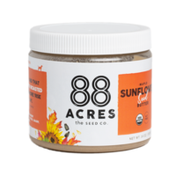 88 Acres Maple Sunflower Seed Butter Jar