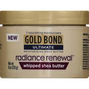 Gold Bond Body Cream, Whipped Shea Butter