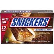 Snickers Ice Cream Bars