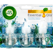 Air Wick Scented Oil Refills, Fresh Waters Fragrance