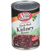 Shurfine Premium Dark Red Kidney Beans