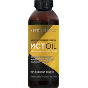 Keto Science MCT Oil