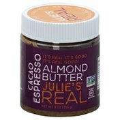 Julie's Real Almond Butter, Cacao Espresso