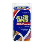 """CareOne Reusable Hot & Cold Compress 54"""" Insulated Sleeve with Fastener"""