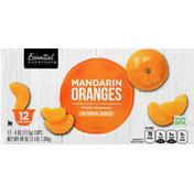 Essential Everyday Mandarin Oranges in 100% Juice, Whole Segments