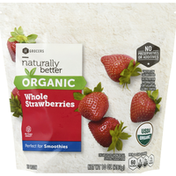 Southeastern Grocers Strawberries, Organic, Whole