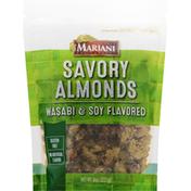 Mariani Almonds, Wasabi & Soy, Savory
