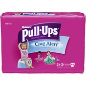 Pull-Ups Cool & Learn Girls 2T-3T Training Pants