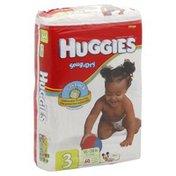 Huggies Diapers, Size 3 (16-28 lb), Disney Baby, Mega
