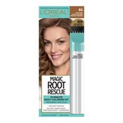 L'Oreal Root Rescue 10 Minute Root Hair Coloring Kit, 6G Light Golden Brown