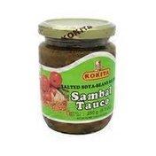Kokita Sambal Tauco Salted Soya Beans Relish