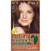 Clairol Natural Instincts Non-Permanent Color, Light Auburn 16