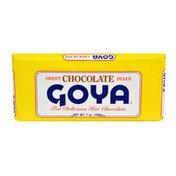 Goya Sweet Chocolate