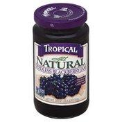 Tropical Jam, Blackberry, Seedless