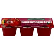 Gefen Apple Sauce, Raspberry