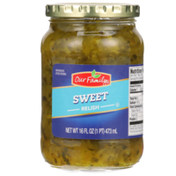 Our Family Sweet Relish