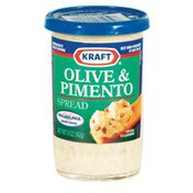 Kraft Cheese Spreads Olive & Pimento Cheese Spread