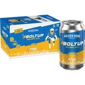 Golden Road Brewing BoltUp Golden Ale Beer Cans