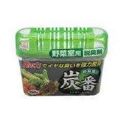 Kokubo Charcoal Deodorizer For Refrigerator Vegetable Drawers