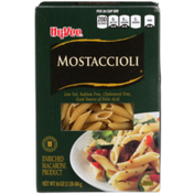 Hy-Vee Enriched Macaroni Product, Mostaccioli