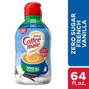 Coffee mate Zero Sugar French Vanilla Liquid Coffee Creamer