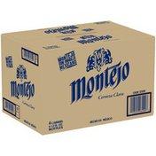 Montejo-Brewed In Mexico Beer