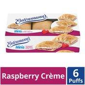 Entenmann's Mini Raspberry Creme Puffs