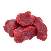 Choice Beef Round for Stew Meat