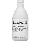 Forager Unsweetened Creamy Cashew Milk