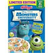 Kellogg's Disney/Pixar Monsters University Limited Edition Cereal